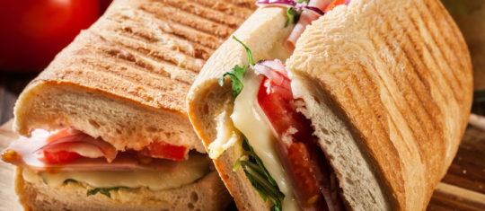 Bons paninis à la maison