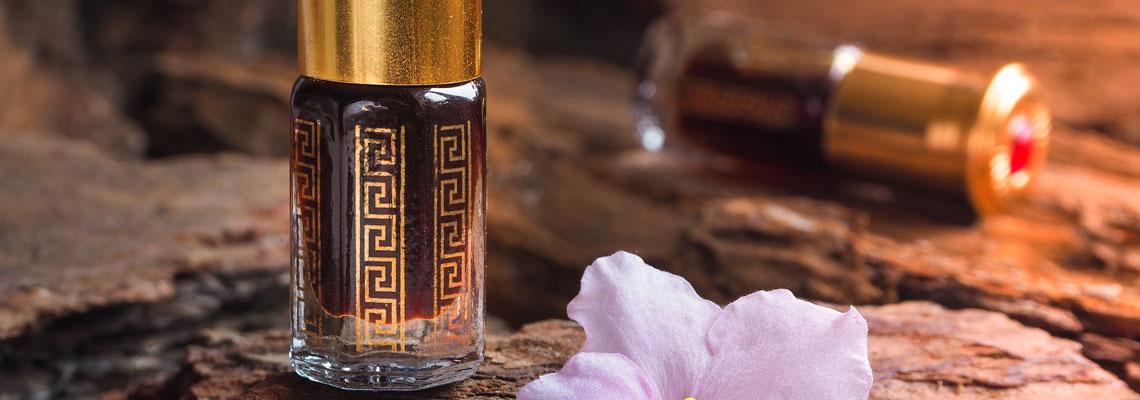 Parfums patchouli